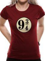 Harry Potter - Platform 9 3/4S T-skjorte Image