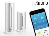 NetAtmo WiFi Værstasjon Image