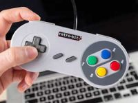 Retro SNES USB-kontroll Image