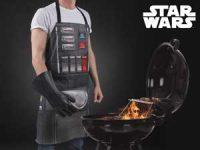 Star Wars Grillforkle med Hanske Image