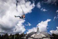 Zipline i Holmenkollen - Opplevelsesgave Image