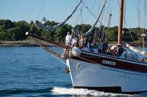 Bluescruise og rekebuffet med Båtservice Sightseeing Image