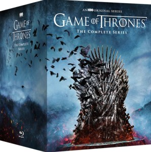 Game of Thrones - Sesong 1-8 (Blu-ray) Image