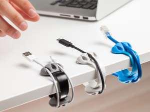 Kabelholder til bordkant Image