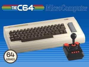 C64 Full Size spillkonsoll Image