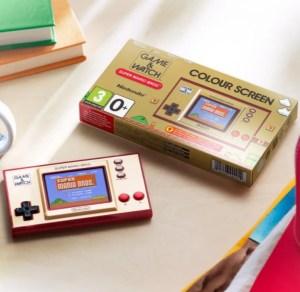 Nintendo Game & Watch: Super Mario Bros. Image