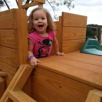 girl playground