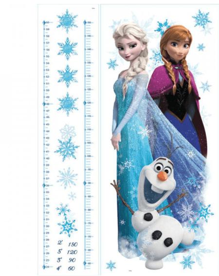 Disney højdemåler, Frost, dåbsgave, fødselsdagsgave