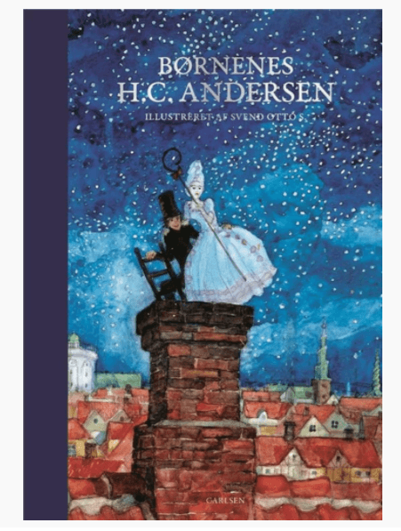 dåbsgaver, HC Andersens eventyr