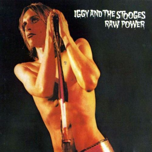 Mick Rock The Stooges Raw Power