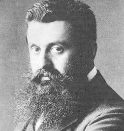 Theodore Herzl Os Protocolos dos Sábios de Sião