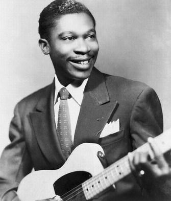 B.B. King Young Jovem