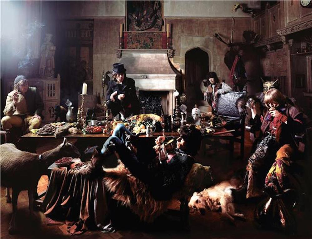 Rolling Stones Beggars Banquet Sympathy for the Devil