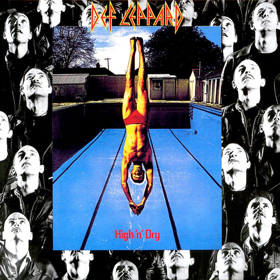 "DEF LEPPARD - ""High 'n' Dry"" (1981)   VOCÊ DEVIA OUVIR ISTO"