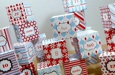 Kalendergaver – Mange flotte ideer til julekalendergaver