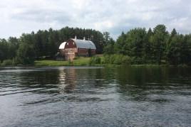 July 2 Barn along the Keweenaw