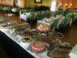 July 10 Grand Hotel Desserts