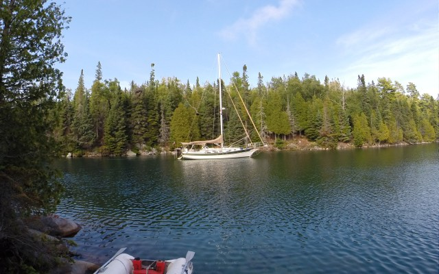 Paradise in Brule Harbour