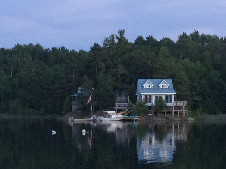 Ray's Bay - Norm and Elaine's Cottage