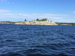 August 1 The Whaleback in the Whaleback Channel