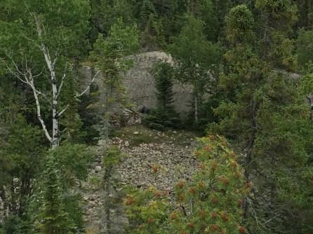 August 25 Pukaskwa Pits on Otter Island