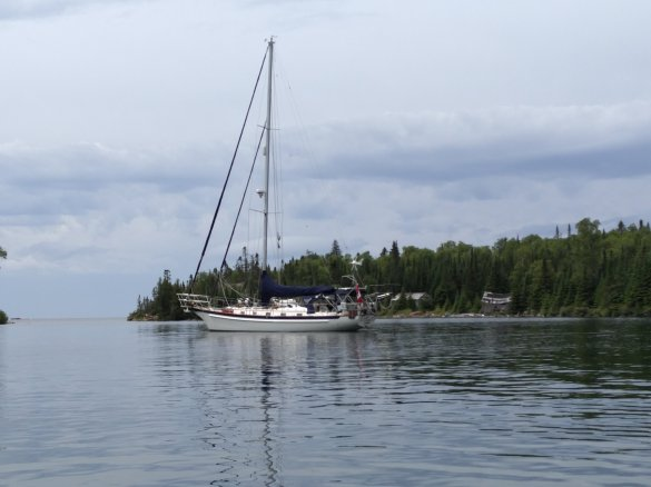July 2017 T'ai Chi in Old Dave's Harbour