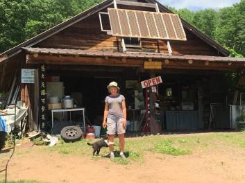 June 18 North Wind Organic Farm, Bayfield WI