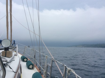 July 16 Heading to Michipicoten Island