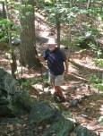 August 28 Hike up Casson Peak