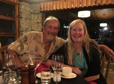 September 3 Anniversary Dinner at Killarney Mountain Lodge