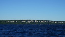 September 12 Isthmus Bay near Lion's Head in Georgian Bay
