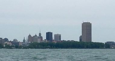 July 10 Passing by Buffalo