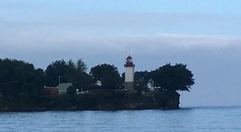 July 11 Lake Erie Lighthouse