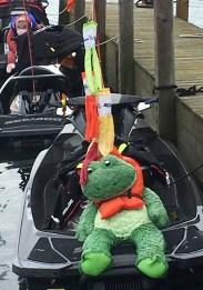 July 27 Water Warrior Mascot