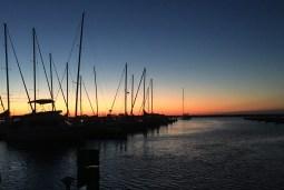 July 29 Sunrise over Lake Huron - Harrisville MI
