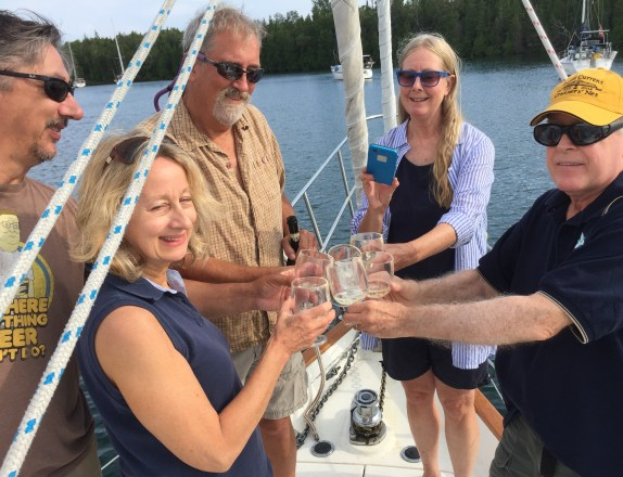 August 8 Another toast to Gaviidae!