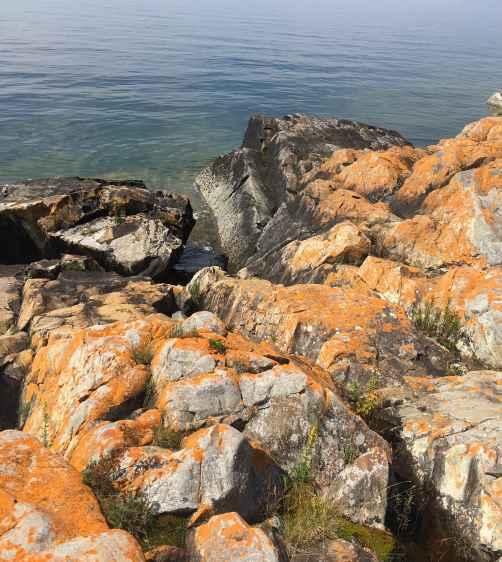 August 14 Armour Island