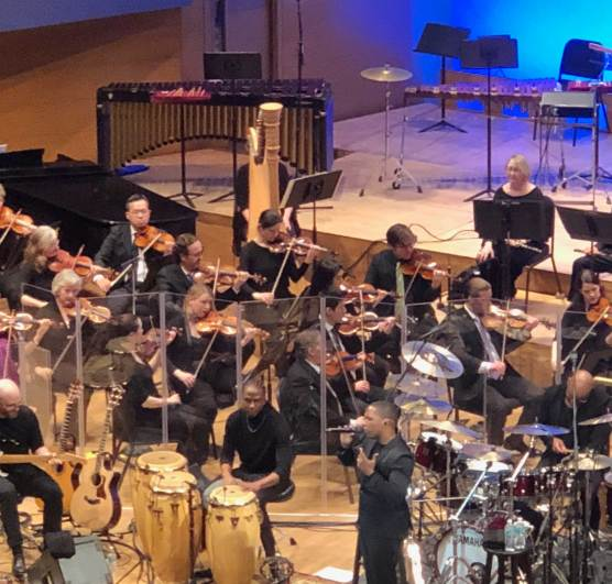 March 23 Minnesota Orchestra with Leslie Odum