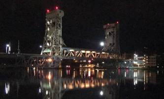 Aug 29 Keweenaw Lift Bridge