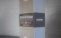 Auchentoshan Whisky Bottle Box