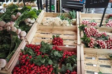 The market in Fontenay-le-Comte