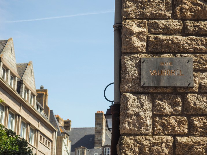 4, rue Vauborel. This is where much of 'All the Light We Cannot See' was set.