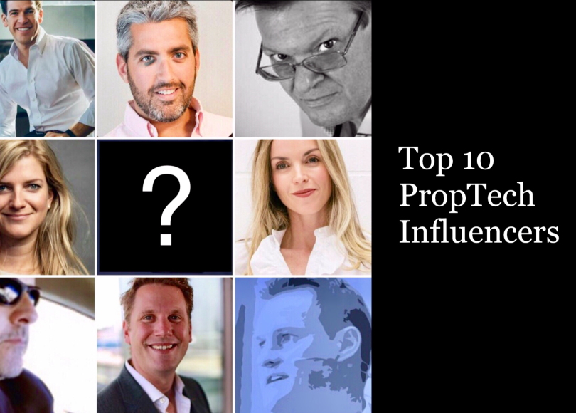 Top 10 PropTech Influencers