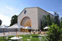 The new winery at Mouton