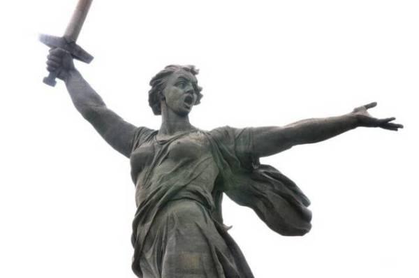 Монумент скульптура «родина-мать» в волгограде, описание ...