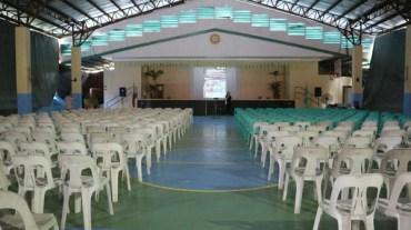 The Venue - Interior