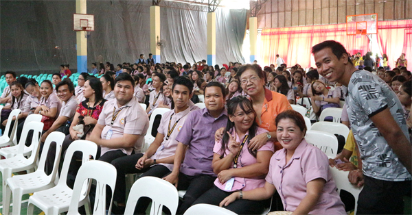 MMC Staff and Students