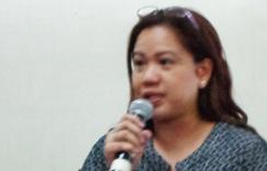 Ms. Marietta Alvarez, CEU professor