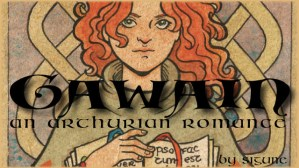 Gawain webcomic billboard