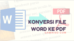 cara merubah file word ke pdf featured